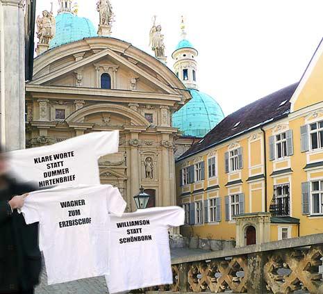 Mausoleum/Dom in Graz; Bild: Schneeweiß-Arnoldstein